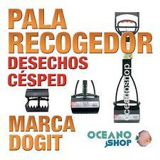 DOGIT PALA RECOGEDOR EXCREMENTOS DESECHOS DE PERRO PARA CESPED