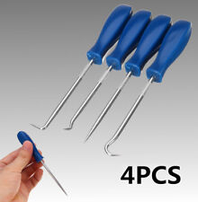 4Pcs/Set Car Pick and Hook O Ring Oil Seal Gasket Puller Remover Craft Hand Tool