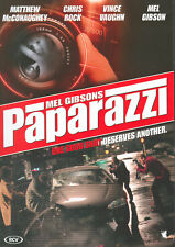 PAPARAZZI - MEL GIBSON - DVD - ONE GOOD SHOT.........