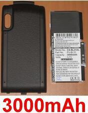 Carcasa + Batería 3000mAh Para SHARP PV-BL31
