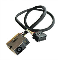 DC POWER JACK HARNESS IN CABLE FOR HP PAVILION 17z-e100 CTO 17-E000 SERIES