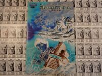 Battlestar Galactica Zarek (2006) Dynamite - #4, Batista Negative Variant, NM-