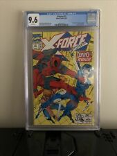 X-FORCE #11, 1st Full Appearance of Neena Thurman as Domino CGC 9.6