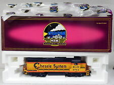 MTH Railking Premier GP-30 Diesel Engine Chessie B&O 6964 Protosound DCS NMIB
