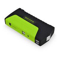 50800mAh 12V Portable Car Jump Starter Booster Charger Battery Power UK