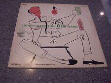 "Lionel Hampton ""Big Band"" CLEF LP #MGS-670 NORMAN GRANZ"