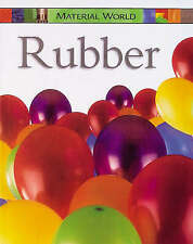 Llewellyn, Claire, Rubber (Material World), Very Good Book