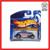 3 Window 1934 HW Mattel Wheels 2/4 No 080 Collectible Diecast Hot Wheels Mattel