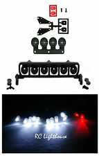 Full RC LED Light and RPM Complete Black Light Bar Package 80922 80982 81030
