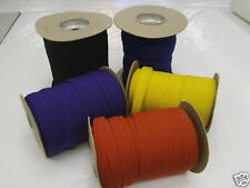 "Sunbrella Acrylic Binding 3/4"" Sewing Edge Trim  Captain Navy 100 Yard Roll"