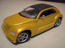 CHRYSLER PRONTO CRUISER Concept Car jne 1/18 MAISTO voiture miniature collection
