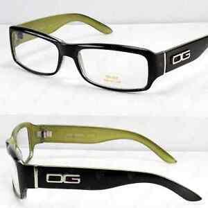 New WB Mens Women Clear Lens Rectangular Frame Fashion Eye Glasses Designer Wrap