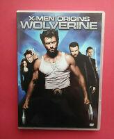X MEN ORIGINS WOLVERINE - JACKMAN - SCHREIBER - DVD - VF - BONUS