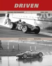 NEW - Driven: The Motorsport Photography of Jesse Alexander, 1954-1962