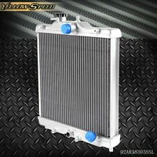 UK 42mm Aluminum Radiator For HONDA CIVIC D15/16 EG / EK SOHC 92-00