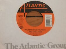 "WEST COAST POSSE BIG SHOTS (Put On the Brakes) 45 7"" Atlantic Beat Box"