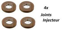 4x JOINT INJECTEUR DACIA LOGAN EXPRESS (FS_) 1.5 dCi 75ch
