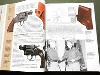 """SIGNED """"US SMALL ARMS OF WW2"""" KNIFE PISTOL M-1 GARAND CARBINE BAR REFERENCE BOOK"""