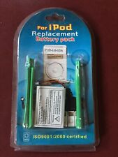 Road Trip New Ipod Replacement Battery Pack Ipod-Nano Tools