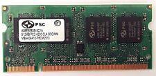 PSC 512MB PC2 4200S DDR2-533 533MHz Laptop Memory Ram CL4 4200 AS6E8E63B-5C1A