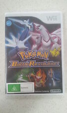 Pokemon Battle revolution Nintendo Wii Brand New & Sealed