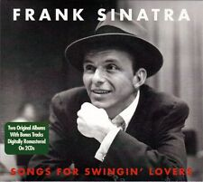 FRANK SINATRA - SONGS FOR SWINGIN' LOVERS/SONGS FOR YOUNG LOVERS (NEW 2CD)