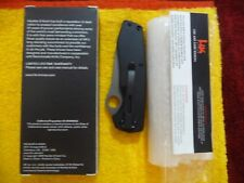 FLAK HECKLER AND KOCH TACTICAL SPRING-ASSIST OPENING # 14141ST1-1401 BENCHMADE