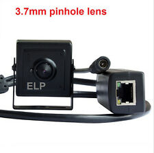 POE 1MP HD 720P Mini Security Network Pinhole hidden IP Camera H.264 Onvif 2.0