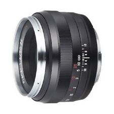 USED Carl Zeiss ZE Planar T* 50mm f/1.4 for Canon Excellent FREE SHIPPING