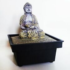 Brunnen / Zimmerbrunnen Buddha Deko  Feng Shui Raumdeko Katzenbrunnen