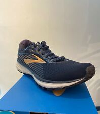 New listing Brooks Ghost 12, Men's, Navy/Deep Water/Gold, Multiple Sizes