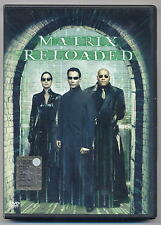 MATRIX RELOADED - special edition 2 dischi DVD 282gi