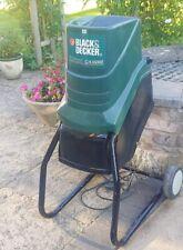 More details for black and decker garden shredder