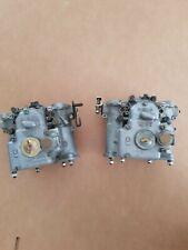 Weber 40 DCOE 126/126A twin carburettors Talbot Sunbeam 1600