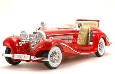 Maisto 1936 Mercedes-Benz 500 K Typ Special Roadster Die Cast 1/18 Red 36862