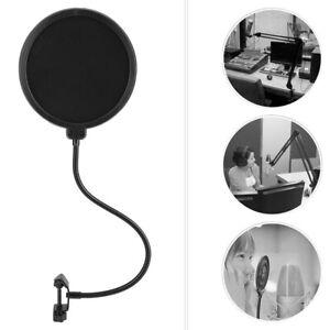 Popschutz Popkiller Popfilter Pop Filter Schutz Schirm für Mikrofon Studio DHL