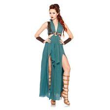 Women Halloween Costume Game Of Thrones Khaleesi Daenerys Targaryen Cosplay