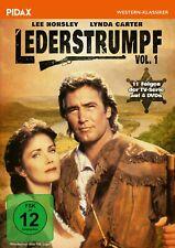 Lederstrumpf Vol. 1 - 11 Folgen der TV-Serie auf 3 DVDs