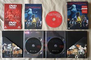 Fleetwood Mac - PBS Special - Live In Boston (2004) DVD CD