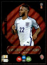 Panini World Cup 2018 Adrenalyn XL – Sterling England Premium Limited Edition