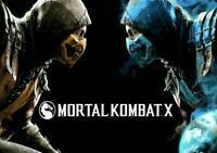 Mortal Kombat X | Steam Key | PC | Digital | Worldwide |