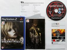 PS2 - Silent Hill 3 (PAL) PlayStation VERY GOOD CONDITION