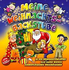 CD  Meine Weihnachts-Backstube - traditionelle Weihnachtslieder Deutsch gesungen