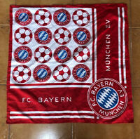 Bayern Munchen Flag 60x60 cm Retro Vintage Munich Fussball