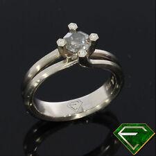 Gute Ringe aus Weißgold mit VS Reinheit