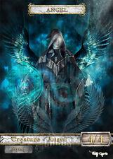 3x Angel #7 Custom  Altered Tokens MTG (for Geist of Saint Traft)
