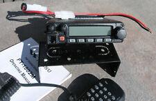 Yaesu Ft-1802M Transceiver Radio, Mh-8 Microphone & Operating Manual Fm 2 Meter