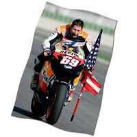 Nicky Hayden Flag Banner NEW MotoGP Honda Repsol 69 The Kentucky Kid Driver Win