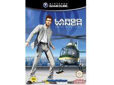 ## Largo Winch: Empire Under Threat (deutsch) Nintendo GameCube Spiel // GC ##