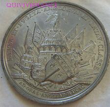MED5783 - MEDAILLE VICTOIRE DU HAVRE 1690 CONTRE LES ANGLAIS & LES BATAVES